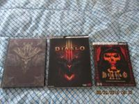 Selling my Diablo 2 and 3 books. Your gain my loss. All