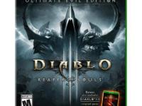 Diablo 3 Reaper of Souls Ultimate Evil Edition Brand