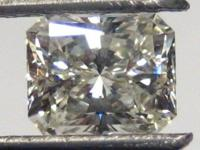 Looking to sell a .56 carat Radiant cut loose diamond