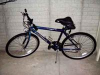 DIAMOND BACK MENS MOUNTAIN BIKE. MODEL IS A OUTLOOK SX.