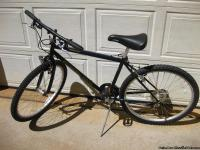 This bike is like new and I would estimate that I have