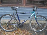 "MENS DIAMONDBACK OUTLOOK 21 SPEED MOUNTAIN BIKE . 27""."