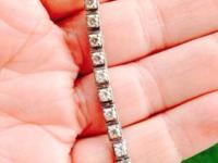 3.6 Carat DiamondsWhite GoldInsurance appraisal $5000