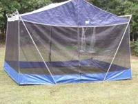 Excellent for camping or even right in your yard: A