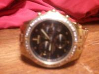 Citizen Echo-Drive Chronograph watch for sale, only