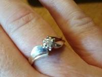 I have a diamond engagement ring extremely small size