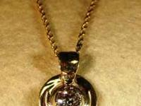 Stock #266 $800.00 Looking for a diamond necklace with