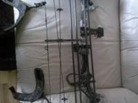 I have for sale my compund Diamond Razor Edge bow. It