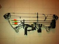 Right hand women's or child's bow for sale, its a