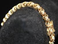 Beautiful, heavy diamond tennis ladies bracelet