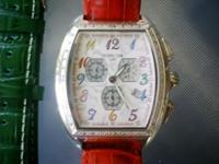 I'm Selling this $1550 watch for $400 (slightly