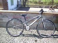 DIAMOND BACK JUNIOR BMX RACING BIKE, ONLY USED ONE