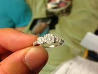 Heart Diamond Ring For Sale In New Market Alabama