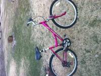 FOR SALE LADIES DIAMONDBACK MOUNTAIN BIKE WIFE