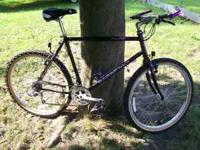 Great bike for all around sports and pleasure. Has all