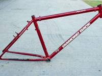 "17"" Diamondback Ascent mountain bike frame. Chromoly"