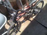 hey cl i have a black diamondback bike for sale. dnt