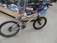 I have a Diamondback BMX bike, model MR Lucky. Has