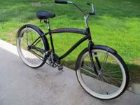 I have a black Diamondback Della Cruz bike for sale.