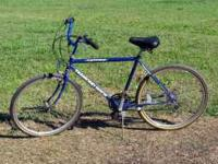 "Nice Older Diamondback Fleetstreak Bike. 20"" Frame"