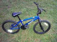 "Boys 20"" Diamondback bike, this is a trick/stunt bike"