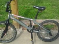 Bike is 4-5 years old, but hasn't been ridden much. Son