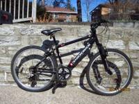 "Diamondback Peak DB 78 Mountain Bike: 16"" Heat Treated"