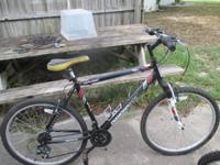 I have a high dollar Diamondback Outlook Mountain bike