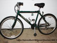 "FOR SALE: One Diamondback Wildwood 18"" Womens Mountain"