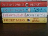 $12 each. 6 hard covers. excellent condition, 1st
