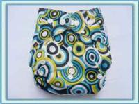 Sign up online! happybabybottom dot com. Cloth diapers