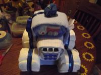 MOST DIAPER CAKES $25, THE ONES THAT TAKE MORE TIME ARE