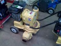 "2006 Diaphragm pump 3"" size, Great Condition with"