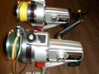 Model... Diawa 4000 C.....Spinning Reels!(No Longer