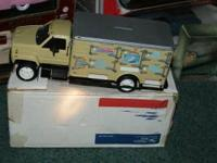 For sale is a new in box Retro style ice cream truck