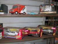 1/25 scale d/c cars and trucks $15.00ea 2for $20.00;