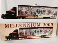 Limited Edition Millennium 2000 commemorating 20th