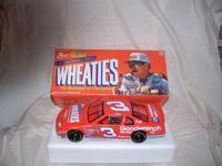 Description 1:24 Action Dale Earnhardt Wheaties Nascar