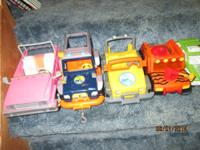 Diego jeeps and other jeeps 4.00 each