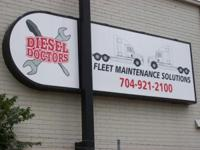 Diesel Doctor Vehicle Repair & Trailer Repair work