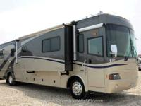 2005 Country Coach Inspire with 3 slides and 27,833