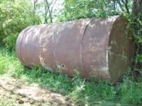 Got a 4000 gallon fuel tank......used for diesel.....it