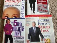 I have Diet Books and a Know your Body book I paid over