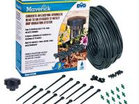 The DIG Maverick 12-outlet drip irrigation manifold kit