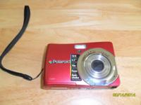 12MP Polaroid Digital Camera with PoGo Mobile Printer.