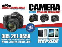 Accurate Camera Repair 5755 W Flagler St #211 Miami Fl