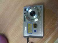 Sony digital camera in excellent condition. Takes great