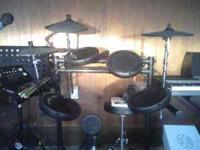 E-ED001 Digital Drum Set Call Rocky  Location: Lizella