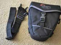 This is Reed from abilene, I have a Lowepro brand new