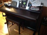 2008 Yamaha Clavinova CLP240, fantastic piano, super